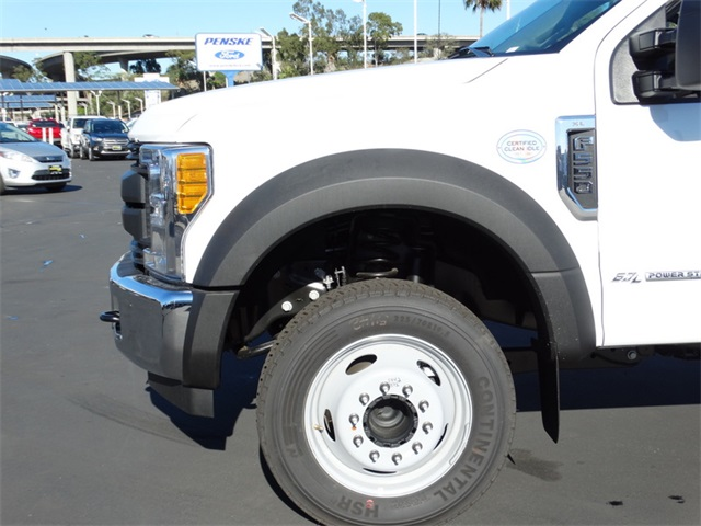 2017 F-550 Regular Cab DRW Cab Chassis #HEB22572 - photo 18
