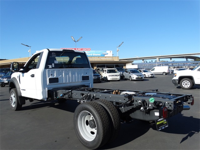 2017 F-550 Regular Cab DRW Cab Chassis #HEB22572 - photo 2