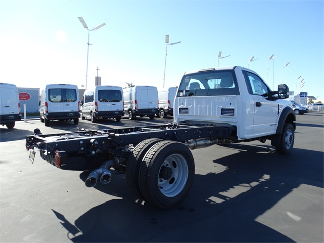 2017 F-550 Regular Cab DRW Cab Chassis #HEB22572 - photo 20