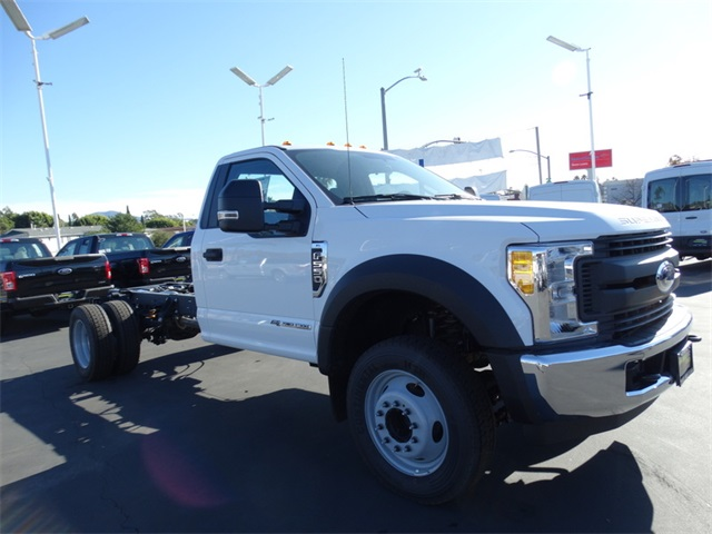 2017 F-550 Regular Cab DRW Cab Chassis #HEB22572 - photo 21