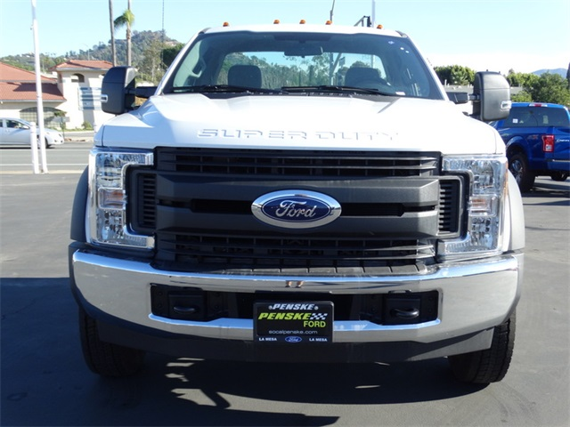 2017 F-550 Regular Cab DRW Cab Chassis #HEB22572 - photo 22