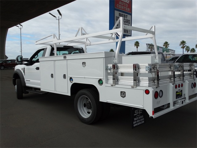 2017 F-550 Regular Cab DRW, Scelzi Combo Body #HEB38073 - photo 2