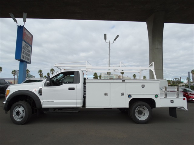 2017 F-550 Regular Cab DRW, Scelzi Combo Body #HEB38073 - photo 5
