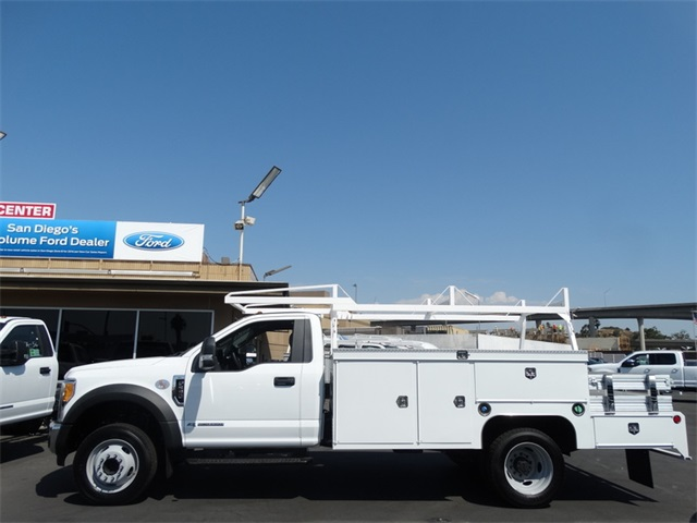 2017 F-550 Regular Cab DRW, Scelzi Combo Body #HEB38073 - photo 4
