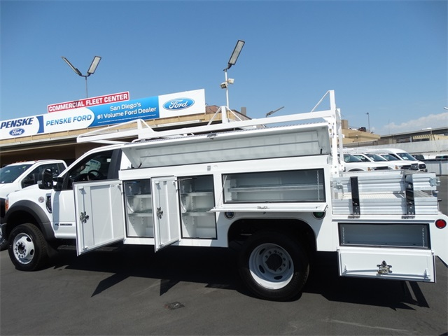 2017 F-550 Regular Cab DRW, Scelzi Combo Body #HEB38073 - photo 27