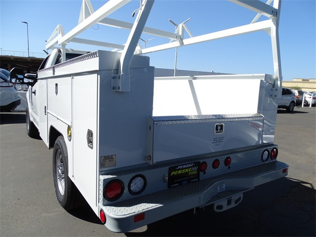 2017 F-350 Regular Cab, Scelzi Service Body #HEB86843 - photo 2