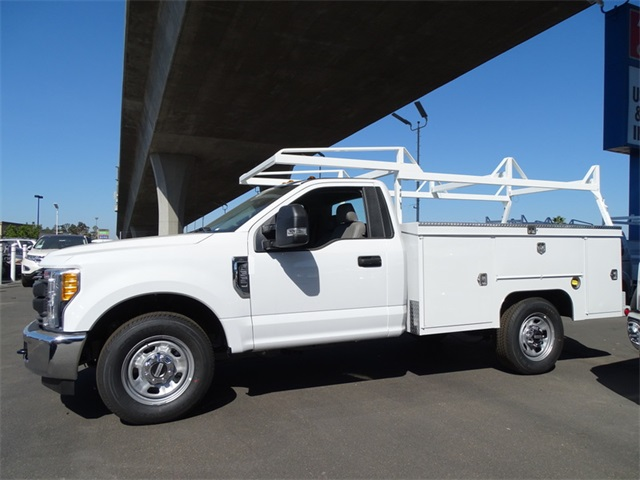 2017 F-350 Regular Cab, Scelzi Service Body #HEB86843 - photo 3