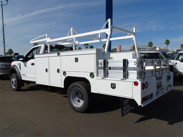 2017 F-550 Regular Cab DRW, Scelzi Combo Body #HEC04084 - photo 2