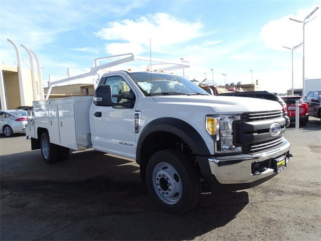 2017 F-550 Regular Cab DRW, Scelzi Combo Body #HEC04084 - photo 23