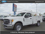 2017 F-350 Regular Cab, Scelzi Service Body #HEC11419 - photo 1