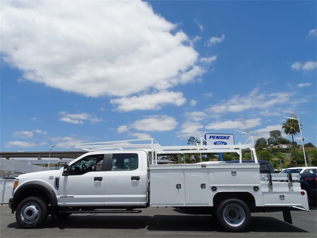 2017 F-550 Crew Cab DRW, Scelzi Combo Body #HEC82823 - photo 3
