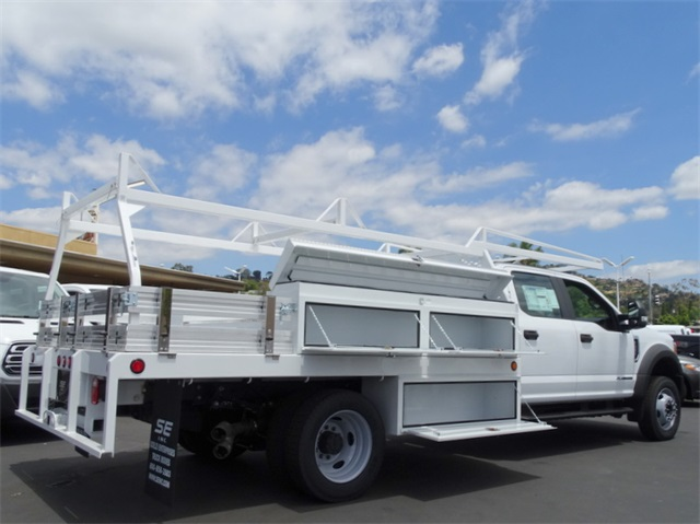 2017 F-550 Crew Cab DRW, Scelzi Contractor Body #HEC82824 - photo 19