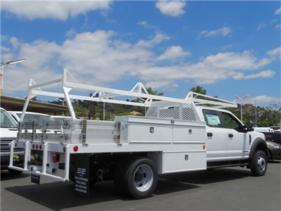 2017 F-550 Crew Cab DRW, Scelzi Contractor Body #HEC82824 - photo 23