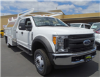 2017 F-550 Crew Cab DRW, Scelzi Contractor Body #HEC82824 - photo 24