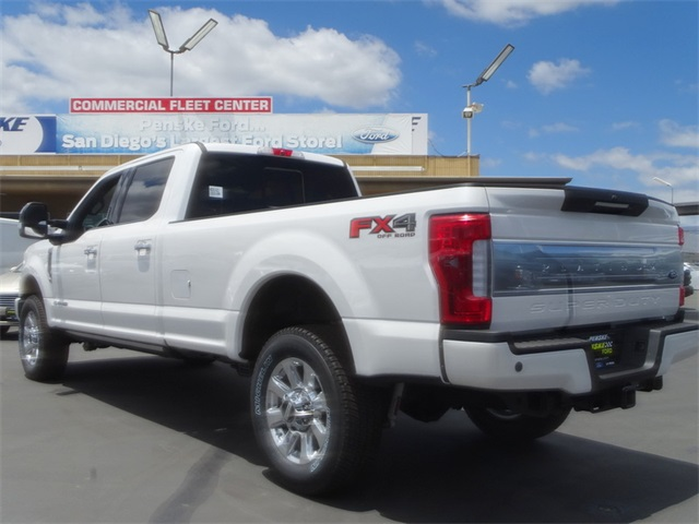 2017 F-350 Crew Cab 4x4, Pickup #HED51423 - photo 8