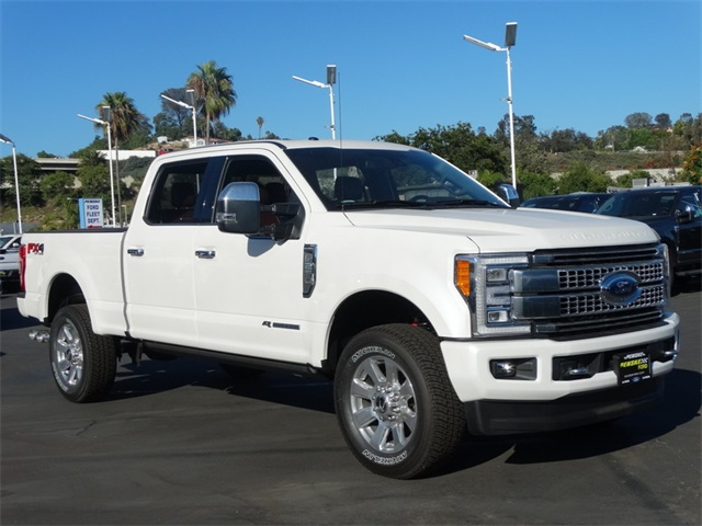 2017 F-250 Crew Cab 4x4 Pickup #HED67764 - photo 32