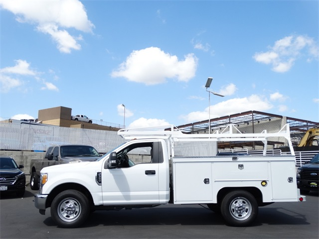 2017 F-350 Regular Cab 4x2,  Scelzi Signature Service Service Body #HEE36129 - photo 3