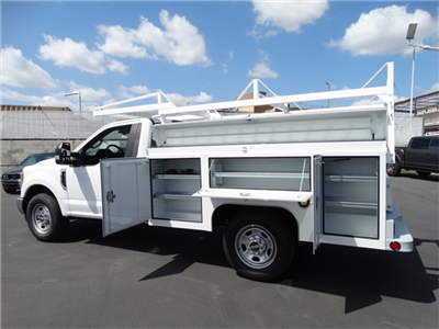 2017 F-350 Regular Cab 4x2,  Scelzi Signature Service Service Body #HEE36129 - photo 17