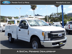 2017 F-350 Regular Cab 4x2,  Scelzi Signature Service Service Body #HEE36129 - photo 1