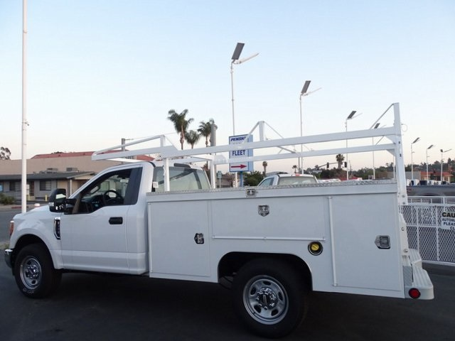 2017 F-350 Regular Cab 4x2,  Scelzi Signature Service Body #HEE36130 - photo 3