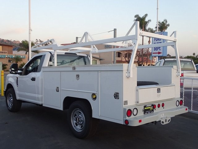 2017 F-350 Regular Cab 4x2,  Scelzi Signature Service Body #HEE36130 - photo 2