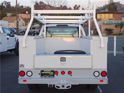 2017 F-350 Regular Cab 4x2,  Scelzi Signature Service Body #HEE36130 - photo 4