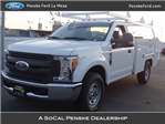 2017 F-350 Regular Cab 4x2,  Scelzi Signature Service Body #HEE36130 - photo 1