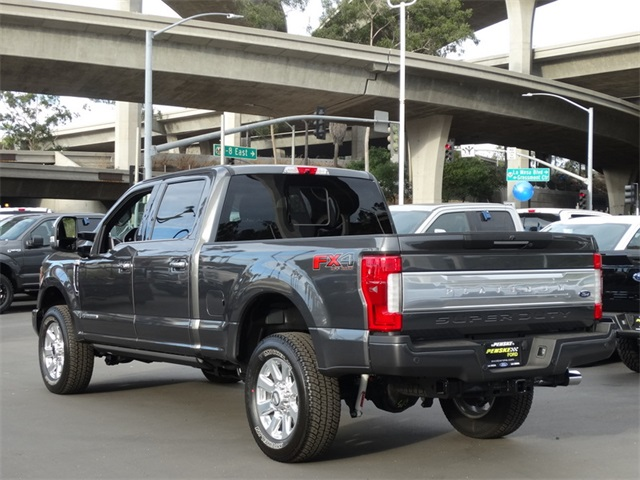 2017 F-250 Crew Cab 4x4 Pickup #HEE57331 - photo 2