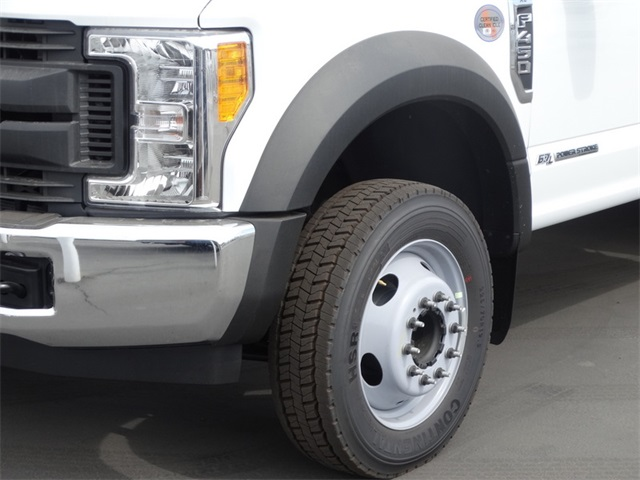2017 F-450 Crew Cab DRW Contractor Body #HEE66229 - photo 21