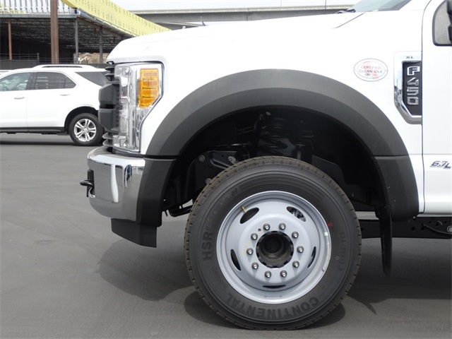 2017 F-450 Crew Cab DRW Contractor Body #HEE66229 - photo 23