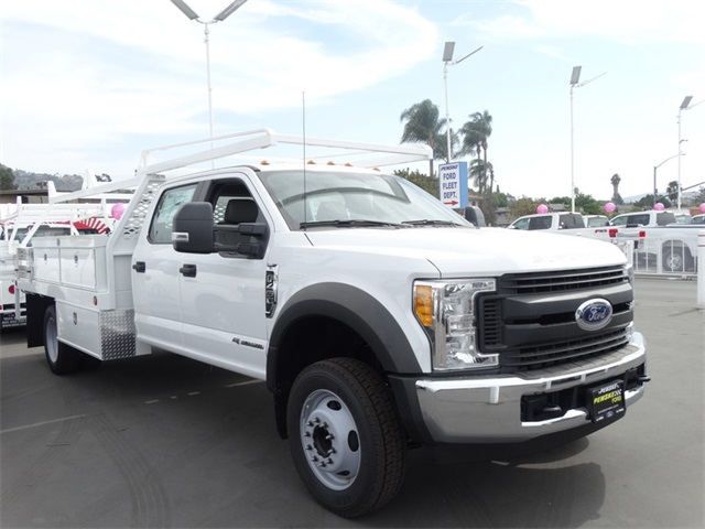 2017 F-450 Crew Cab DRW Contractor Body #HEE66229 - photo 26