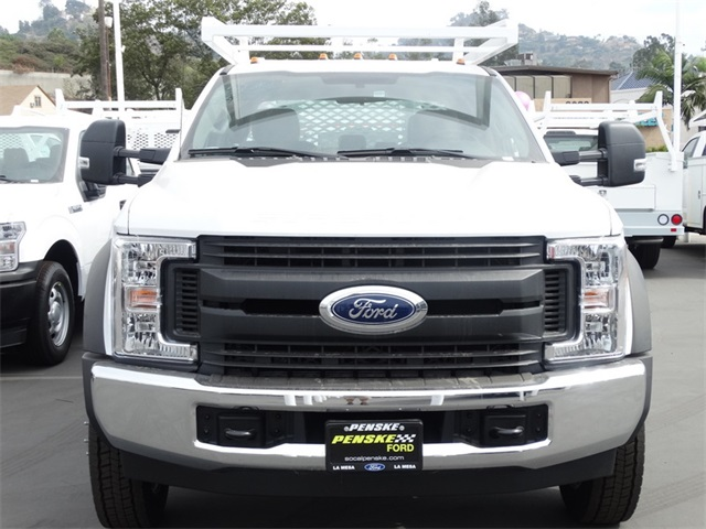 2017 F-450 Crew Cab DRW Contractor Body #HEE66229 - photo 27