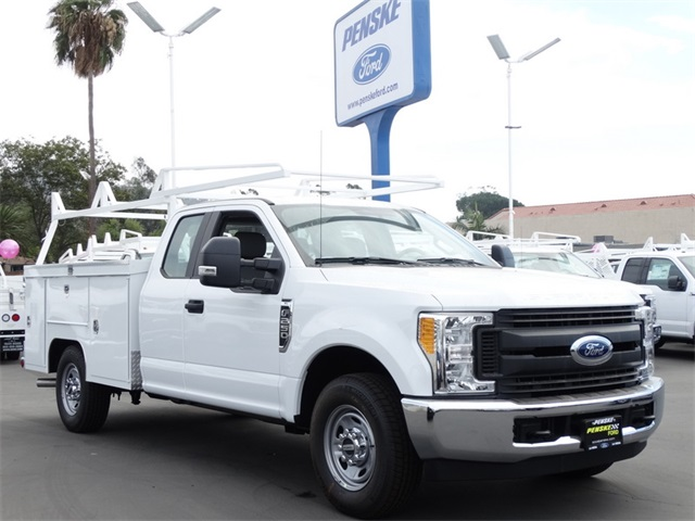 2017 F-250 Super Cab Service Body #HEE66236 - photo 26