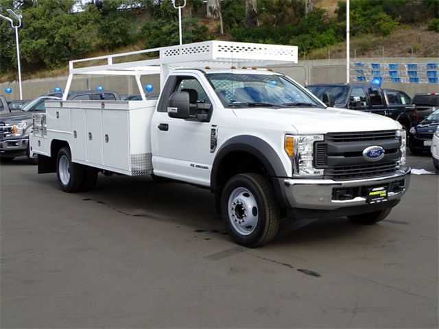 2017 F-550 Regular Cab DRW, Scelzi Combo Body #HEE73302 - photo 18