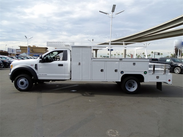 2017 F-550 Regular Cab DRW, Scelzi Combo Body #HEE73302 - photo 3