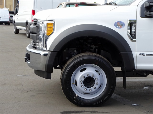 2017 F-550 Regular Cab DRW, Scelzi Combo Body #HEE73302 - photo 4