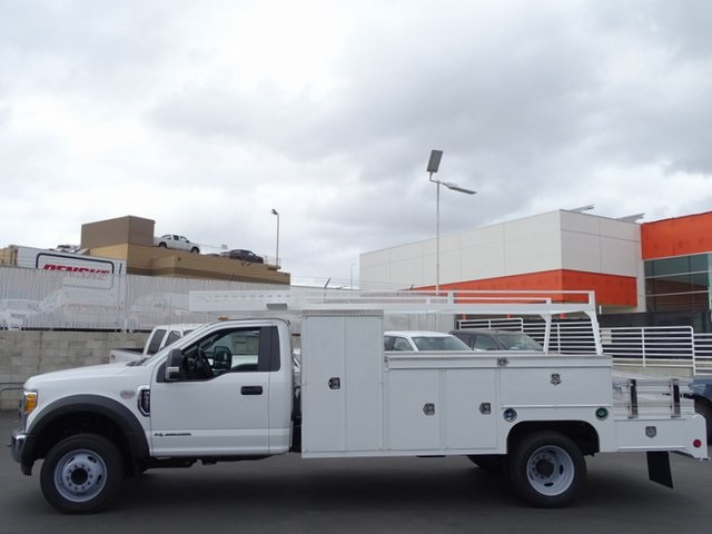 2017 F-550 Regular Cab DRW, Scelzi Combo Body #HEE73303 - photo 4