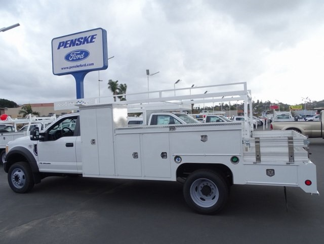 2017 F-550 Regular Cab DRW, Scelzi Combo Body #HEE73306 - photo 2