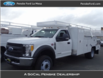 2017 F-550 Regular Cab DRW, Scelzi Combo Body #HEE73306 - photo 1