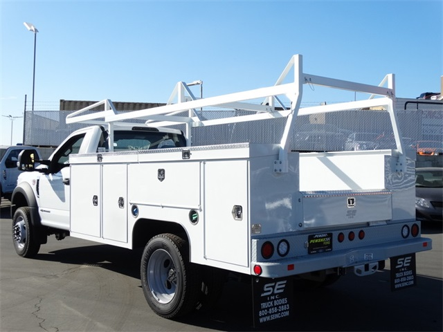 2017 F-450 Regular Cab DRW,  Scelzi Service Body #HEE87707 - photo 2