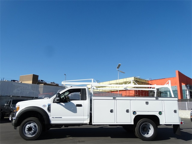 2017 F-450 Regular Cab DRW 4x2,  Scelzi Signature Service Body #HEE87707 - photo 3