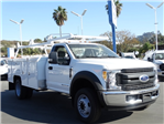2017 F-450 Regular Cab DRW 4x2,  Scelzi Signature Service Body #HEE87707 - photo 24