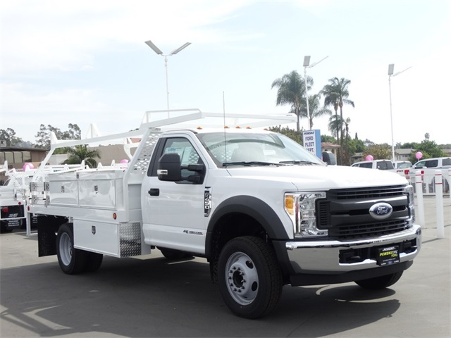 2017 F-450 Regular Cab DRW Contractor Body #HEE87708 - photo 26