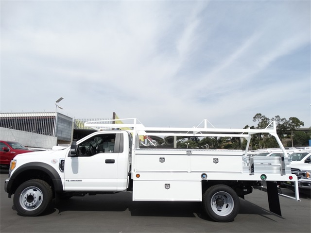 2017 F-450 Regular Cab DRW Contractor Body #HEE87708 - photo 3