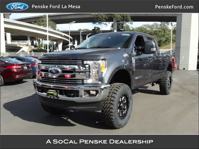 2017 F-250 Crew Cab 4x4, Pickup #HEF16229 - photo 1
