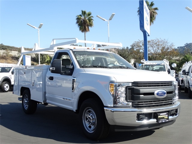 2017 F-350 Regular Cab 4x2,  Scelzi Signature Service Body #HEF23994 - photo 24