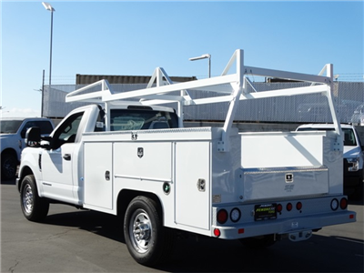 2017 F-350 Regular Cab 4x2,  Scelzi Signature Service Body #HEF23994 - photo 2