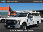 2017 F-350 Regular Cab 4x2,  Scelzi Signature Service Body #HEF23994 - photo 1