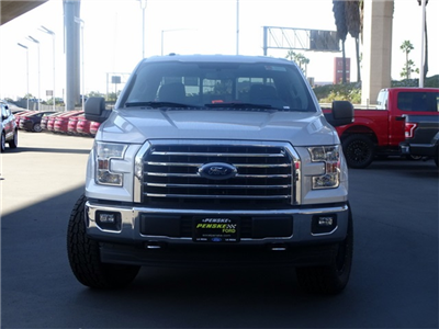 2017 F-150 Crew Cab 4x4 Pickup #HKD32795 - photo 50