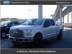 2017 F-150 Crew Cab 4x4 Pickup #HKD32795 - photo 1